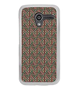 Colourful Pattern 2D Hard Polycarbonate Designer Back Case Cover for Motorola Moto X :: Motorola Moto XT1052 XT1058 XT1053 XT1056 XT1060 XT1055