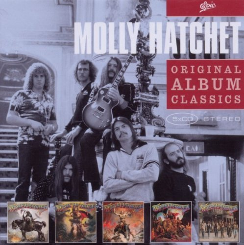 Original Album Classics by MOLLY HATCHET (2010-11-02)