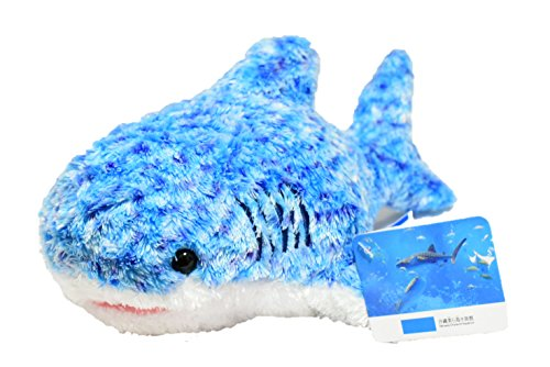 沖縄美ら海水族館 ペタンコジンベエザメ M ぬいぐるみ 51579B