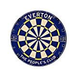 EVERTON FC DARTBOARD
