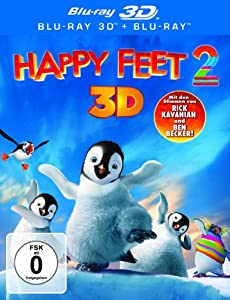 Happy Feet 2 (+ Blu-ray) [Blu-ray 3D]