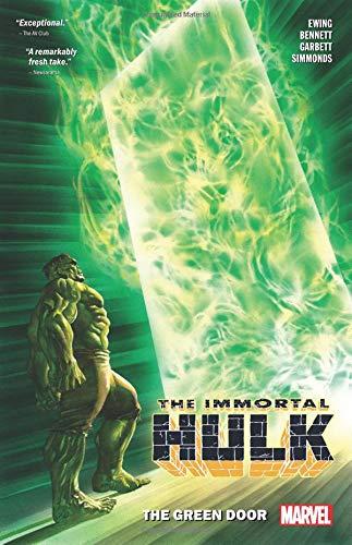 Immortal Hulk Vol. 2 The Green Door [Ewing, Al] (Tapa Blanda)