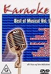 DVD * Karaoke * Best of Musical Vol....