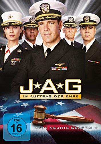 JAG - Im Auftrag der Ehre/Season 9 [5 DVDs]