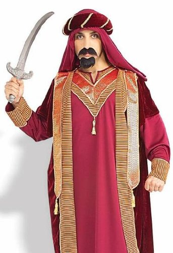 NEW Arabian Night Aladdin Sultan Mens Halloween