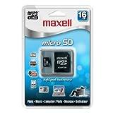 &~09 Best Deal Maxell 16 GB Class 2 Micro SDHC Flash ...