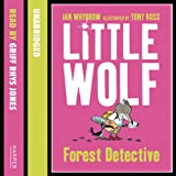 img - for Little Wolf, Forest Detective book / textbook / text book