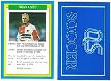 QUESTION of Sport QS Soccer Photo Quiz football card feyenoord RONALD KOEMAN