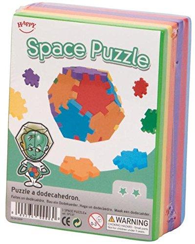 Würfel-Puzzle Space Puzzle