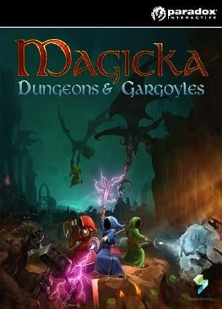 Magicka: Dungeons & Gargoyles [Online Game Code]