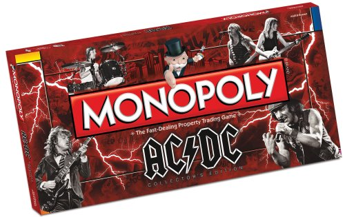 AC/DC Monopoly (Ac Dc Game compare prices)