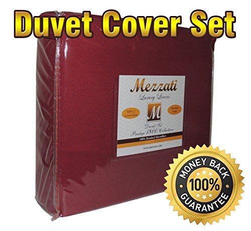 Red Duvet Cover Sets front-1034235
