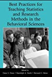 img - for Best Practices in Teaching Statistics and Research Methods in the Behavioral Sciences book / textbook / text book