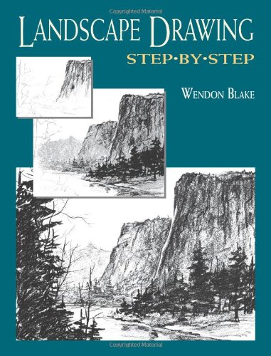 Landscape Drawing Step-by-Step (Dover Art Instruction)