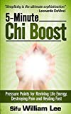 img - for 5-Minute Chi Boost - Five Pressure Points for Reviving Life Energy and Healing F (Chi Powers for Modern Age) (Volume 1) book / textbook / text book