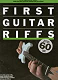 img - for First Guitar Riffs book / textbook / text book