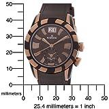 Edox Women's 62005 357 BR BRIR Royal Lady GMT Watch