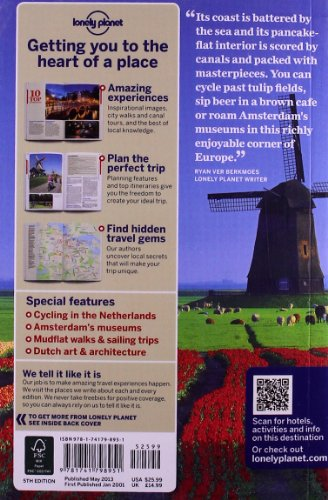 The Netherlands 5 (Travel Guide)