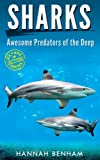 Sharks: Amazing Fun Facts & Photos Book of Sharks for Kids with Videos (Nature in Action Series): Awesome Predators of the Deep Shark Book for Kids