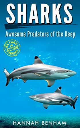 Sharks: Amazing Fun Facts & Photos Book of Sharks for Kids ...