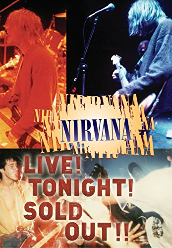 Nirvana-Live!Tonight!Sold Out [DVD] [2006]