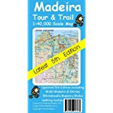 Madeira Tour & Trail Map 5th Edition (Tour & Trail Maps)by David Brawn