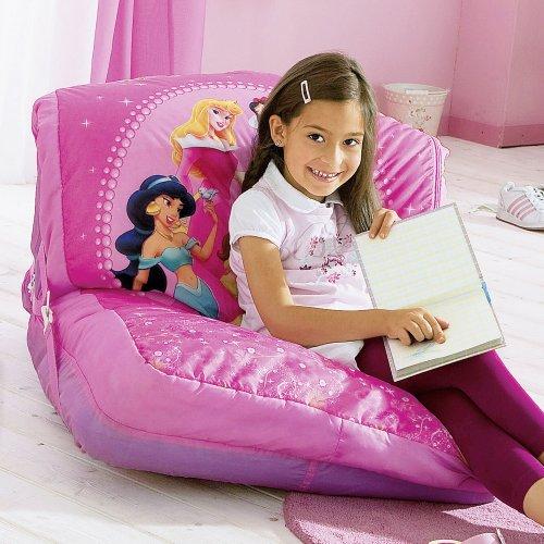 Disney princess aufblasbares bett sofa from disney for Sofa aufblasbar