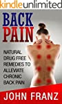 Back Pain: Natural Drug Free Remedies...
