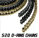 JPR High Performance Motorcycle Drive Chains 520 O-Ring 120 Link
