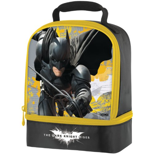 Thermos K32002006 Batman Movie Dual Soft Lunch Box front-583912