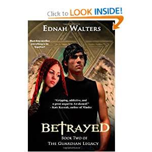 Betrayed: Book Two of the Guardian Legacy