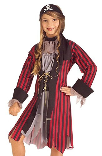 Rubies Caribbean Princess Child Costume
