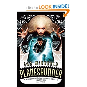 Planesrunner (Everness, Book One) by Ian McDonald