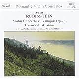 Violin Concerto in G Major Op 46