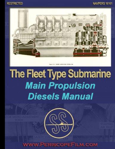 Fleet Type Submarine Main Propulsion Diesels