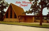Lake Murry Chapel, Lake Murray State Park Ardmore, Oklahoma Original Vintage Postcard