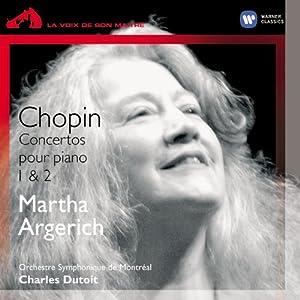 Chopin : Concertos pour piano n° 1 Op. 11 et n° 2 Op. 21