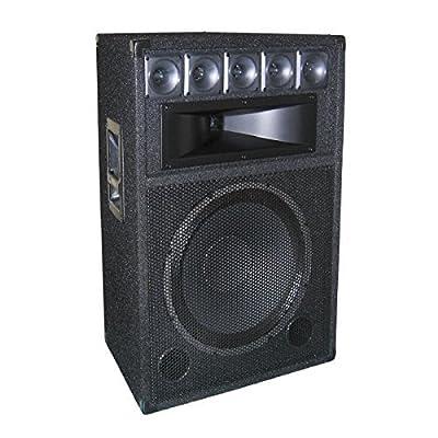GEM Sound TR151 Carpeted DJ Speaker Passive from Gem Sound