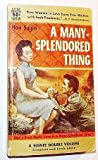 img - for A Many-Splendored Thing (Vintage Signet D1183) book / textbook / text book