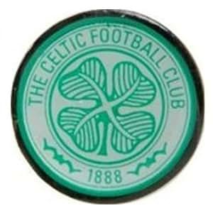 Amazon.com : Celtic F.C. Celtic Fc Pin Badge Crest ...