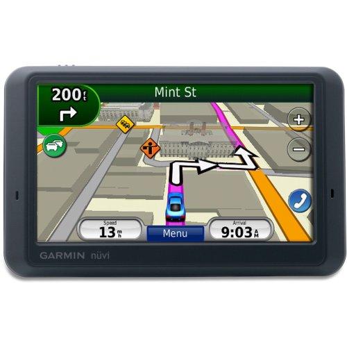 Garmin nvi 765/765T 4.3-Inch Widescreen Bluetooth Portable GPS Navigator Factory Refurbished