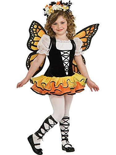 Monarch Butterfly Costume - Small (Monarch Butterfly Costume)