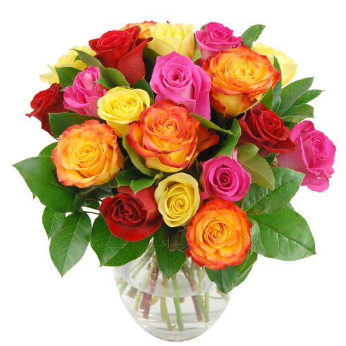 clare-florist-rainbow-roses-flower-bouquet-vividly-colourful-fresh-mixed-roses