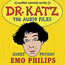 Ep. 10: Emo Phillips Radio/TV Program by Jonathan Katz, Emo Philips, Jimmy Pardo, Laura Silverman Narrated by Jonathan Katz, Emo Philips, Jimmy Pardo, Laura Silverman