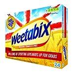 Weetabix Wholegrain, 24 biscuits