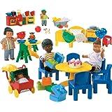 LEGO Education DUPLO Figures Family Set 4510976 (87 Pieces)