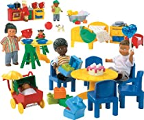 Hot Sale LEGO Education DUPLO Figures Family Set 779215 (87 Pieces)