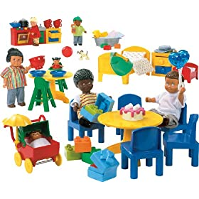 LEGO Education DUPLO Figures Family Set 779215 (87 Pieces)