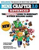 Triumph Books Minecrafter 2.0 Advanced: The Unofficial Guide to Minecraft & Other Building Games
