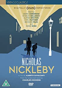 Nicholas Nickleby [DVD] [1947]